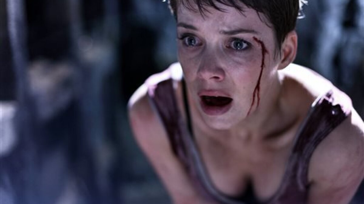 Andrea Osvart Hot Pics review: 'aftershock' fun but by-the-numbers horror - the san