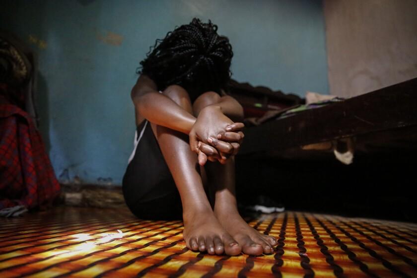 Una adolescente que se prostituyó para ayudar a su familia en medio de la pandemia del coronavirus