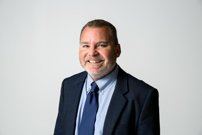 Richard Barrera, president of the San Diego Unified school board