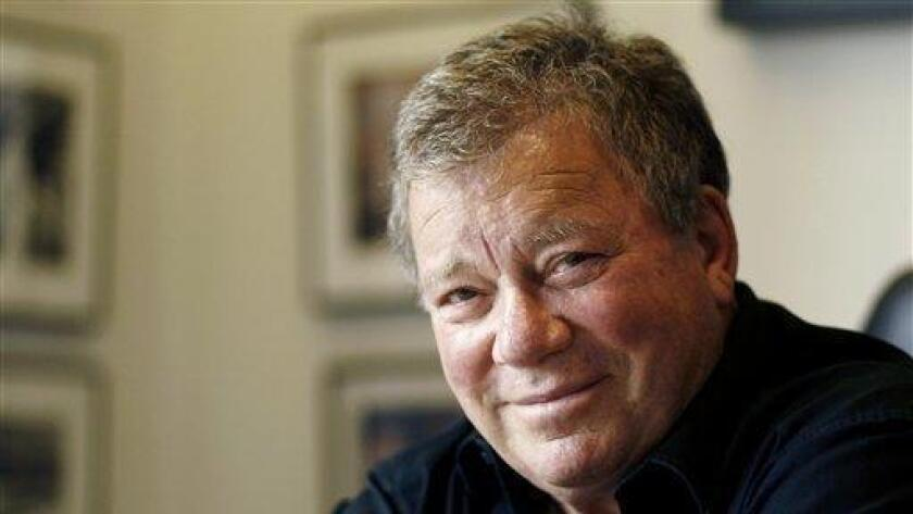 William Shatner (AP)