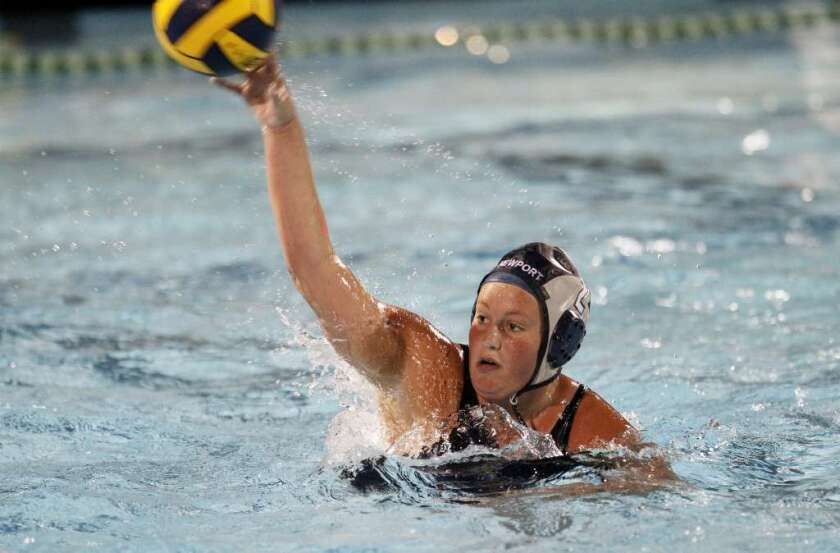 Girls' Water Polo: Sailors, Dons clash in semis