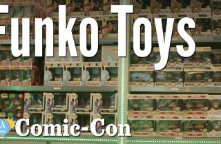 Funko Toys Are Some Of The Hottest At Comic-Con 2017