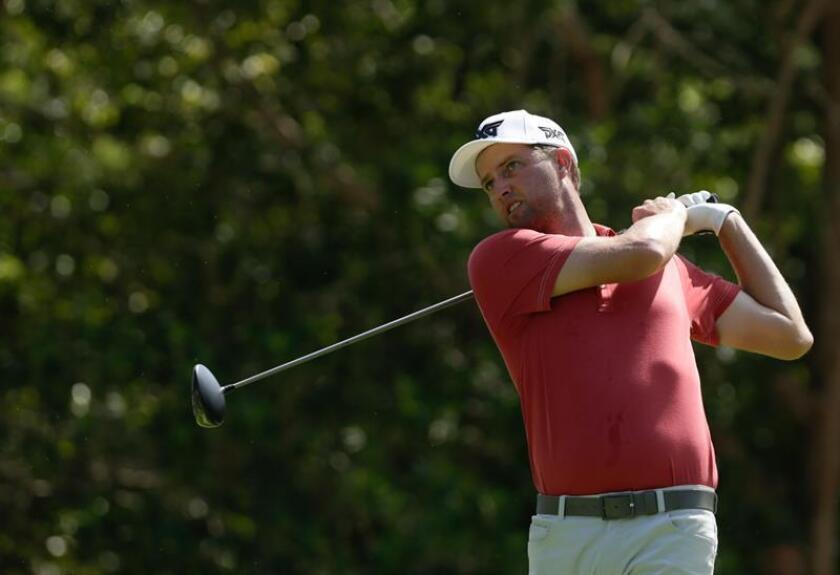 El golfista estadounidense Chris Kirk. EFE/Archivo