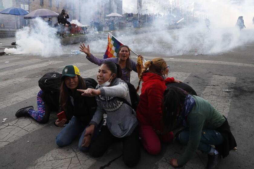 AP Explains Bolivia