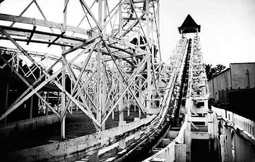 Built in 1902 at Lakemont Park in Altoona, Pa., the Leap-the-Dips figure-eight wooden coaster was closed in 1986 and saved from demolition before reopening in 1999.