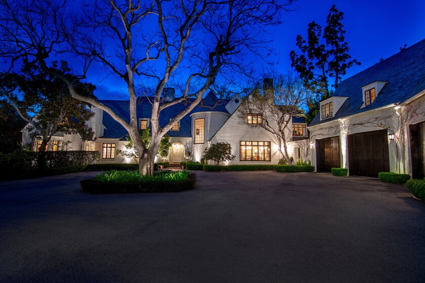 Lindsey and Kristen Buckingham's Brentwood estate | Hot Property