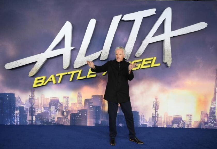 """James Cameron sintió esperanza cuando """"Avengers"""" ganó en taquilla a """"Avatar"""""""
