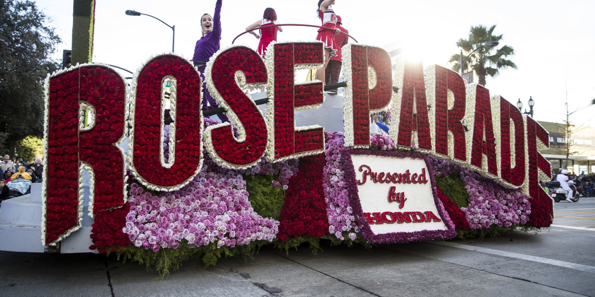 2019 Rose Parade live coverage