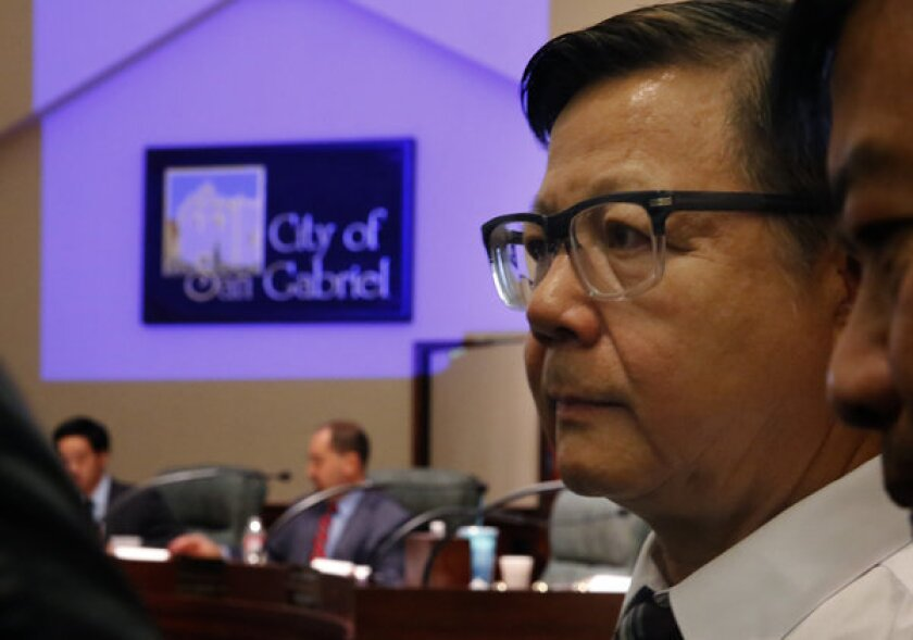 San Gabriel votes to seat councilman-elect after residency hearings