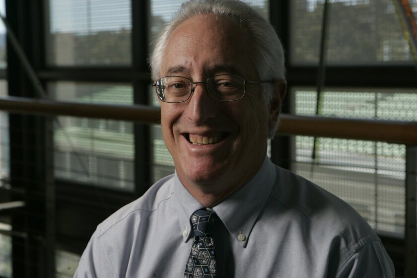 Lawrence Goldstein, director of the University of California San Diego Stem Cell Program.