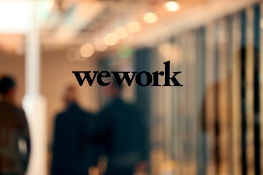 WeWork anuncia intención de salir a bolsa por valor de 1.000 millones dólares
