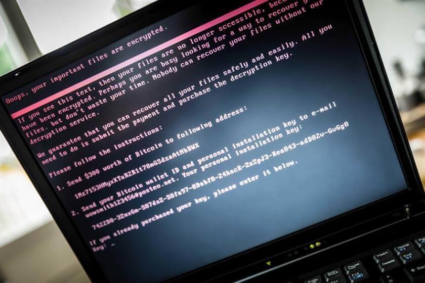 """El especialista en seguridad cibernética Robert Villanueva, que trabajó 25 años en el Servicio Secreto de EE.UU., dijo hoy a Efe que muchos bancos, empresas e instituciones en América Latina se encuentran en una situación """"horrible"""" de indefensión ante el cibercrimen. EFE/Archivo"""