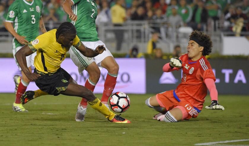 Jamaica dijo merecer más ante México.