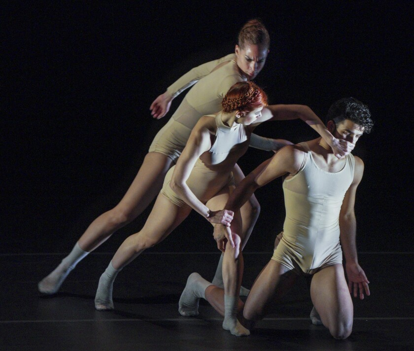 BEVERLY HILLS, CA. Mar. 28, 2019. Malpaso Dance, Cuba's hottest contemporary dance company in a pr