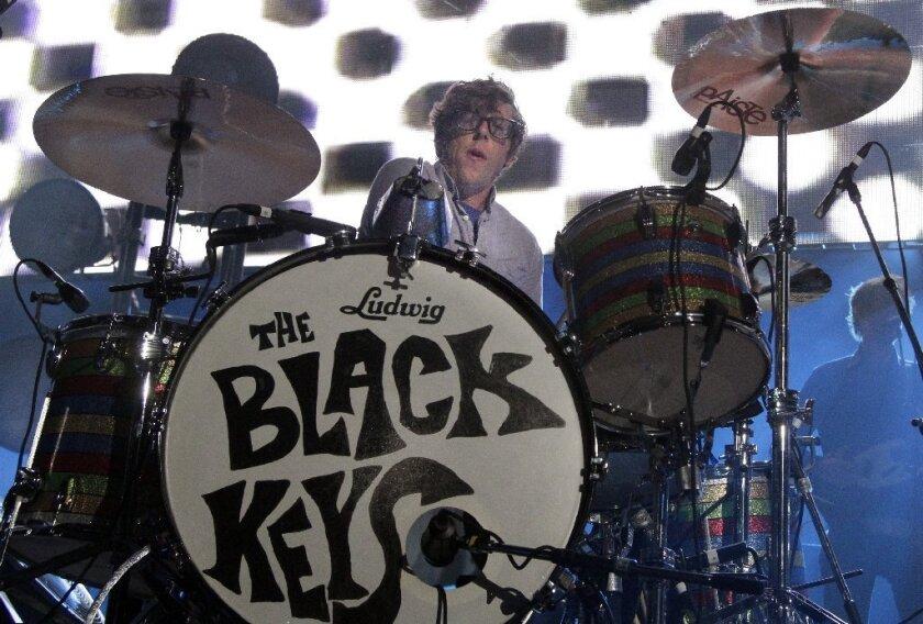 Patrick Carney of the Black Keys