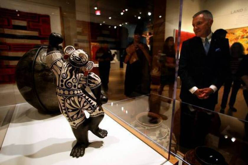 'Art of the West' inaugurates the Autry's new permanent gallery