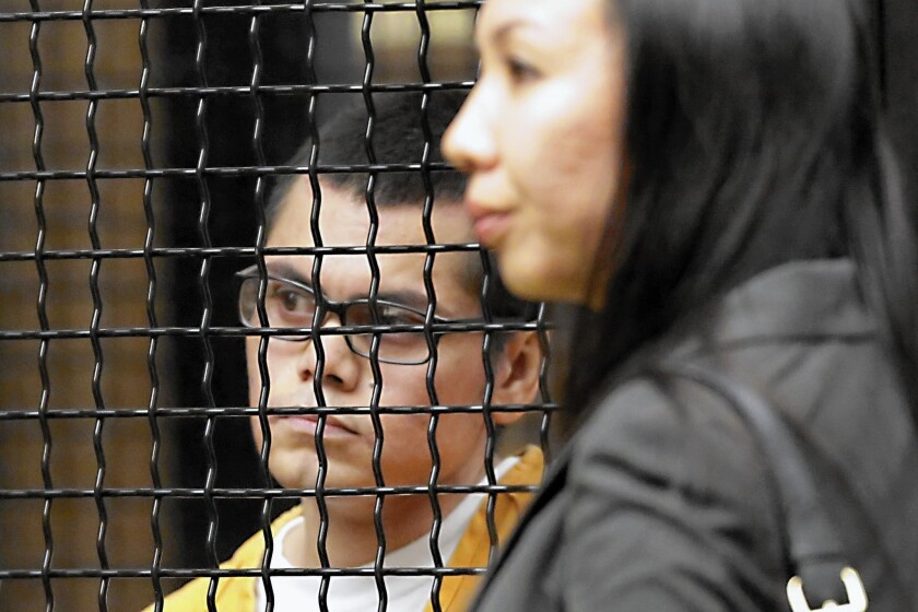 Franc Cano is accused of raping and killing four women.