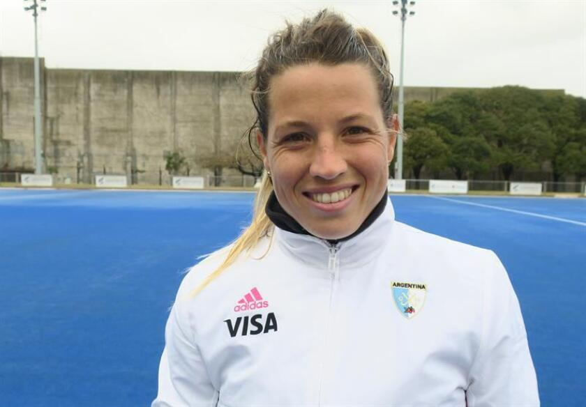 La argentina Delfina Merino. EFE/Archivo