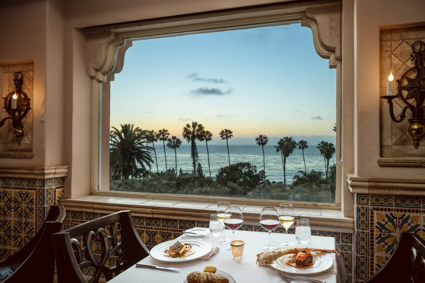 Dine with a view of La Jolla during a culinary event at The Med on June 13.