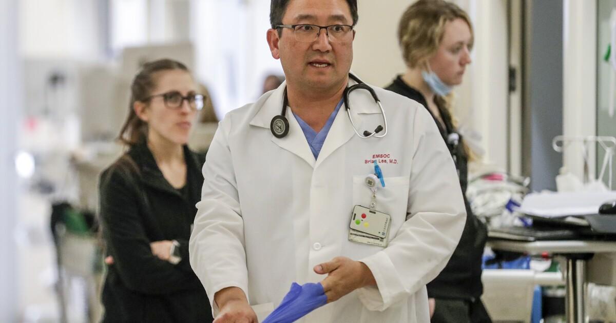 Eine coronavirus-Gemeinde? Wie US-Krankenhäuser bereiten sich auf diese neue Bedrohung