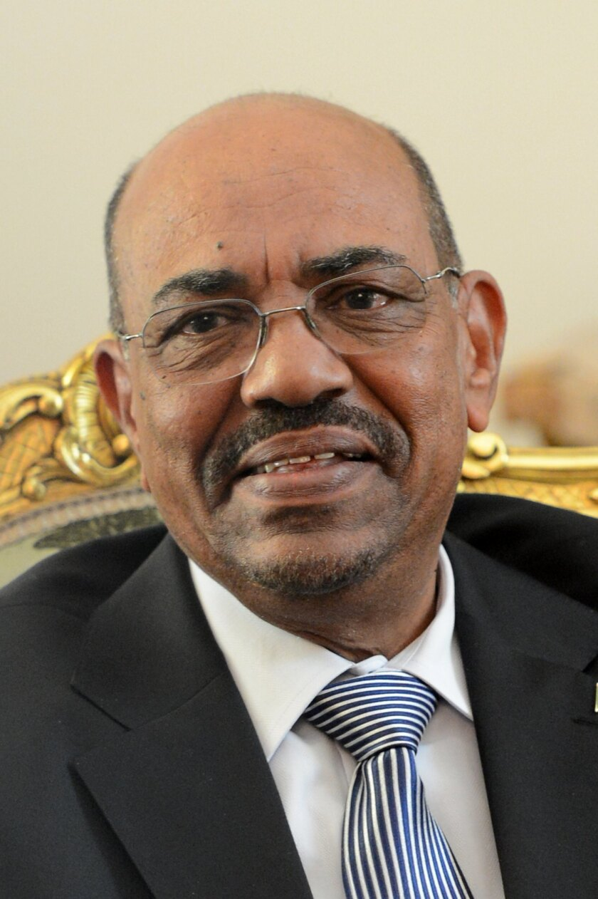 Sudanese President Omar Hassan Ahmed Bashir, shown in 2012, took power in a coup, and nearly 30 years later, lost it in much the same way.