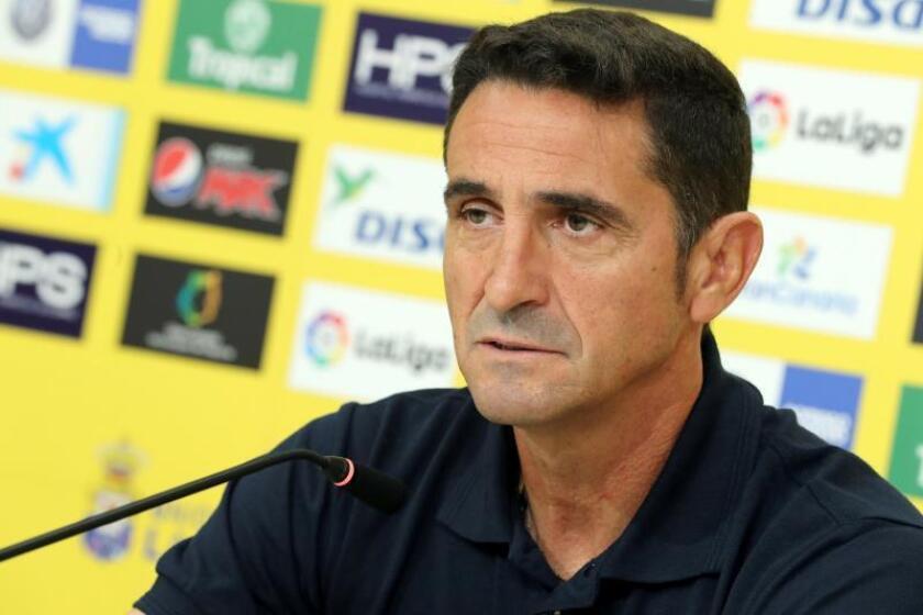 El entrenador español Manolo Jiménez. EFE/Archivo