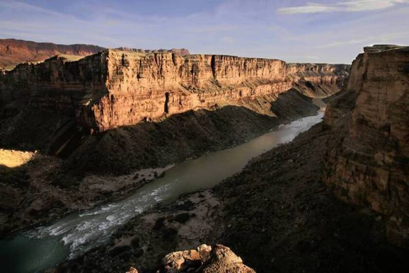 Study challenges presumed age of Grand Canyon