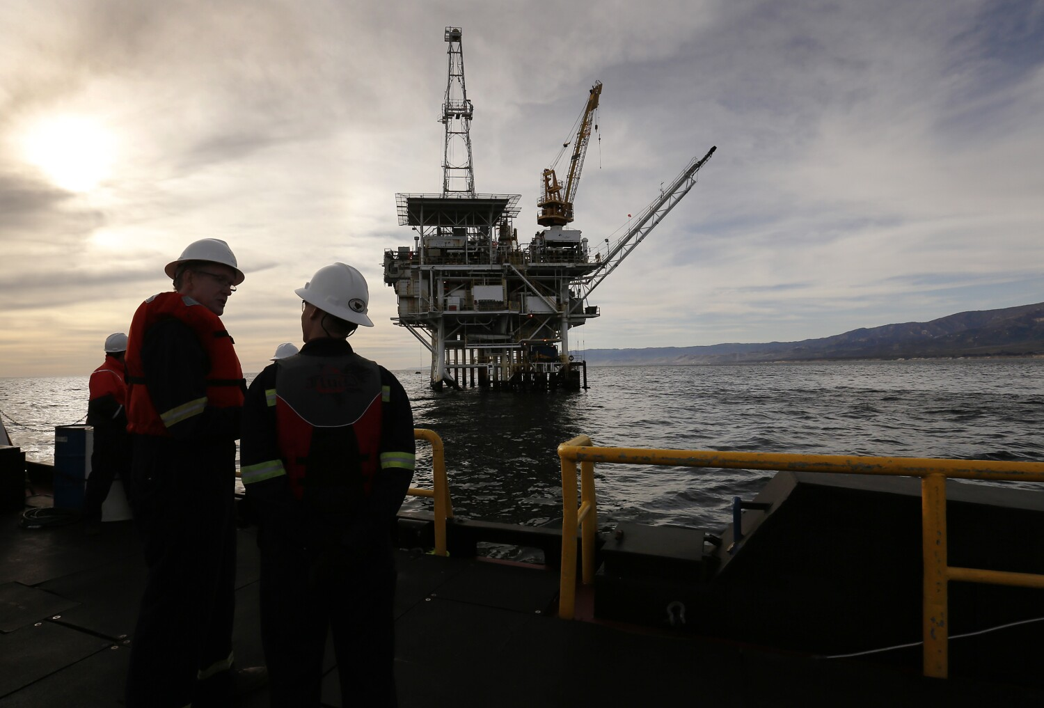 Will those responsible for O.C. oil spill pay for the damage? It could be a battle