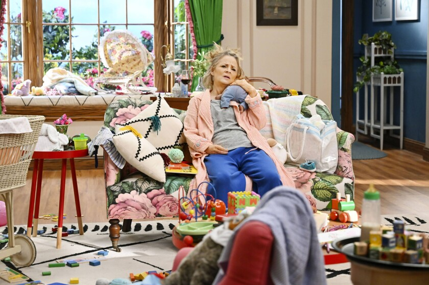 "Amy Sedaris in a new episode of ""At Home With Amy Sedaris"" on Tru TV."