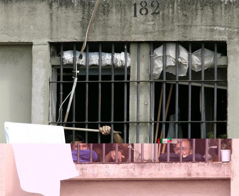 """La Comisión Interamericana de Derechos Humanos (CIDH) pidió hoy al Gobierno de Brasil """"acciones concretas"""" contra la violencia en sus cárceles, tras la muerte de """"casi un centenar de personas"""" en sucesos ocurridos en cuatro centros de detención de los estados de Amazonas y Roraima. EFE/ARCHIVO"""