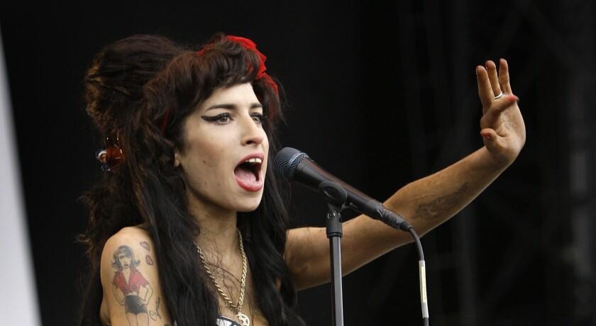 Music Amy Winehouse