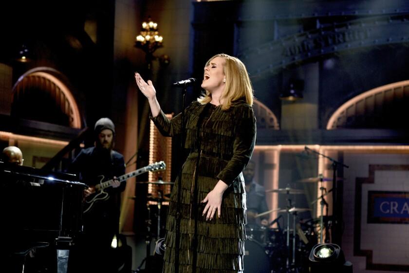 Adele one-upping Taylor Swift