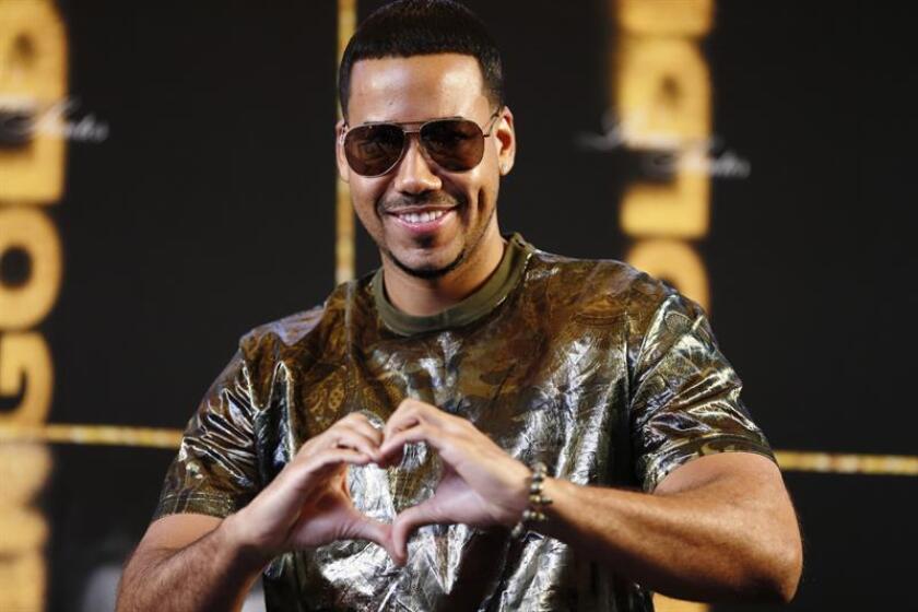 """Romeo Santos actuará en Puerto Rico el 8 de febrero como parte su gira """"Golden"""""""