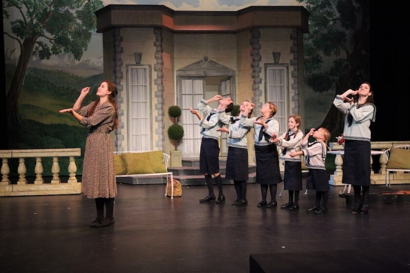 Parker: Laguna is alive with 'The Sound of Music'