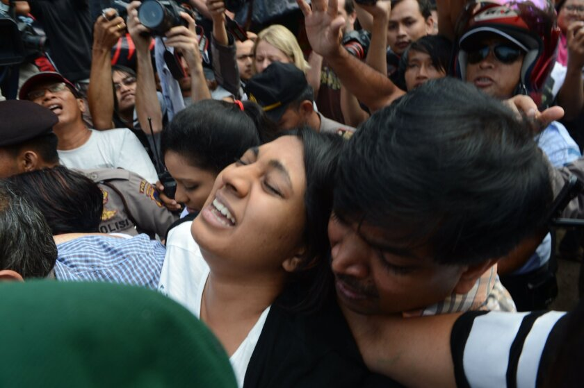Indonesia set to execute prisoners convicted of drug crimes