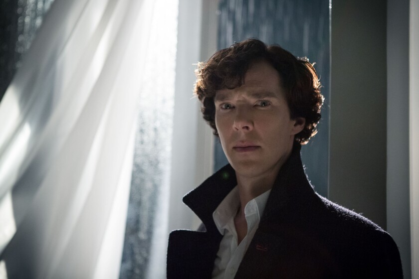 Benedict Cumberbatch is the latest actor to portray Sherlock Holmes.