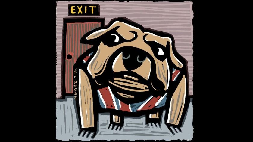 'Brexit' illustration