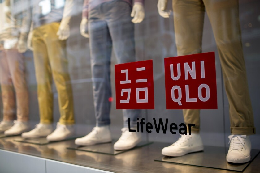 Uniqlo to open first Southern California stores in the fall