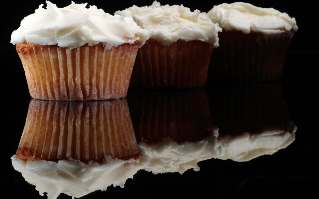 Joan's on Third's vanilla cupcakes