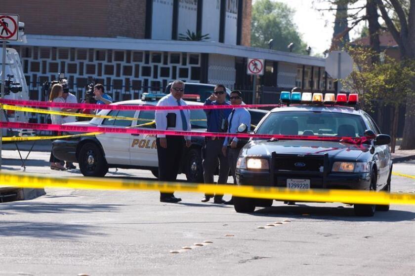Asesino de California mató a su mujer horas antes de tiroteo cerca de colegio