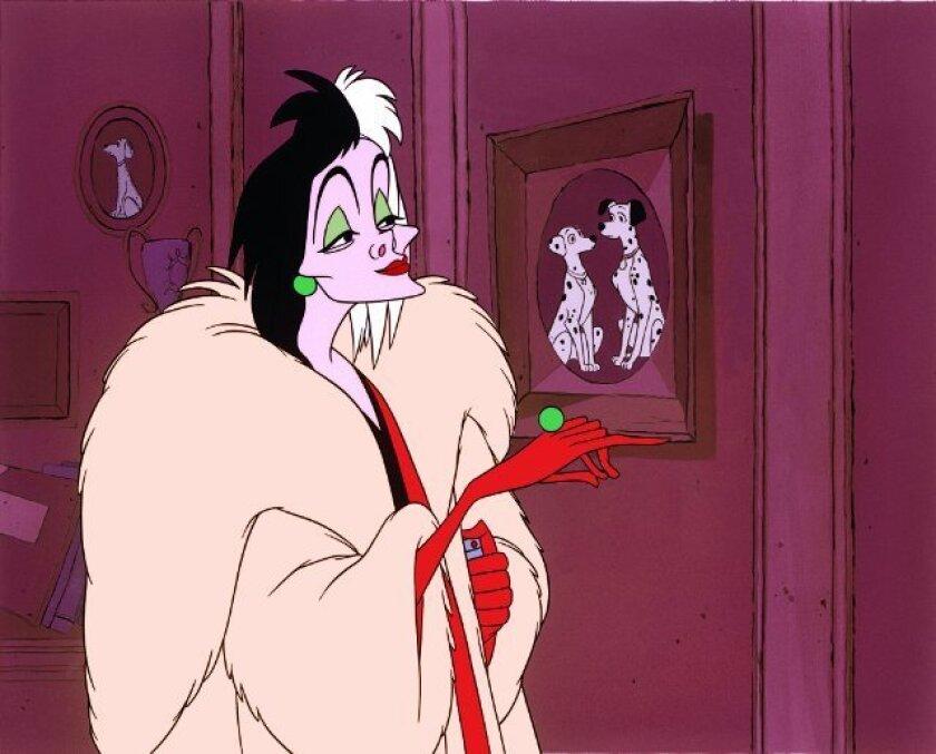 Disney developing another Cruella de Vil movie - Los Angeles Times