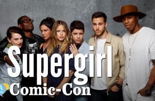 """Supergirl"" Cast Loves To Sing"