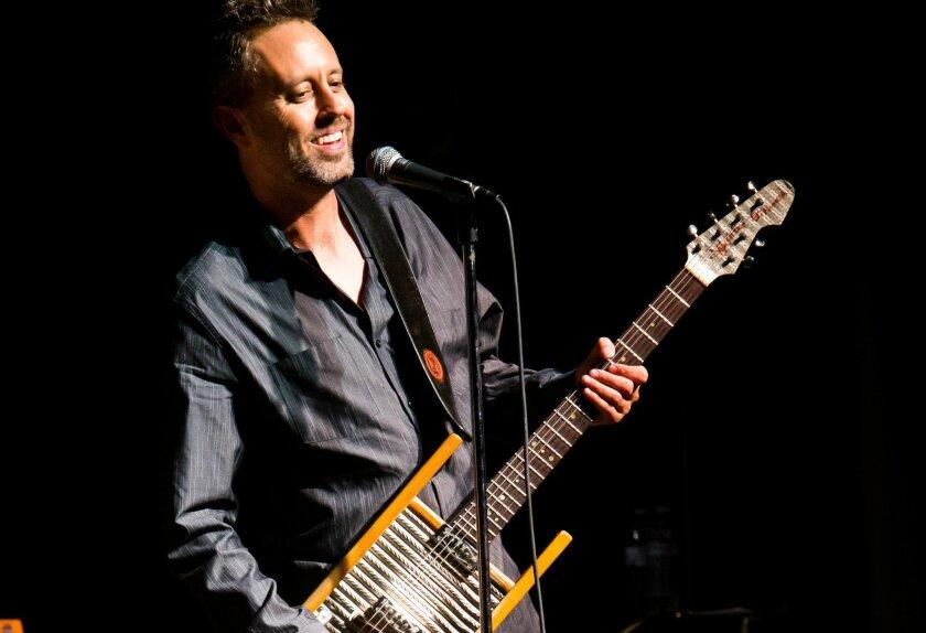 Blues musician Nathan James.  photo courtesy of Nathan James