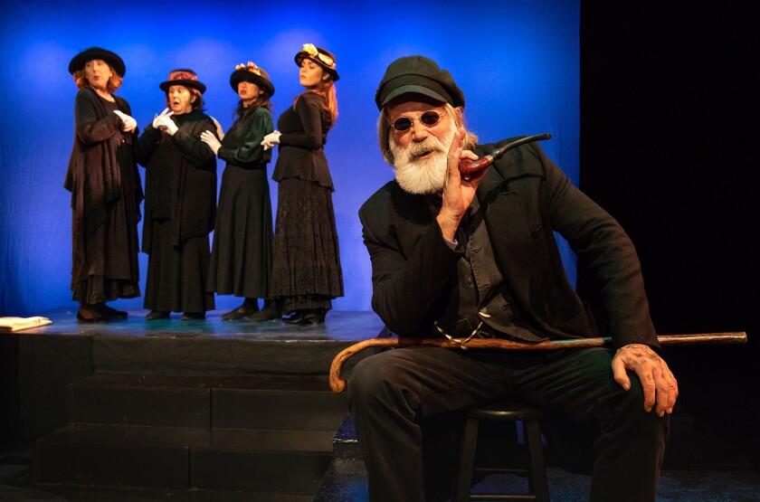 Under Milk Wood Open Fist Theatre Company