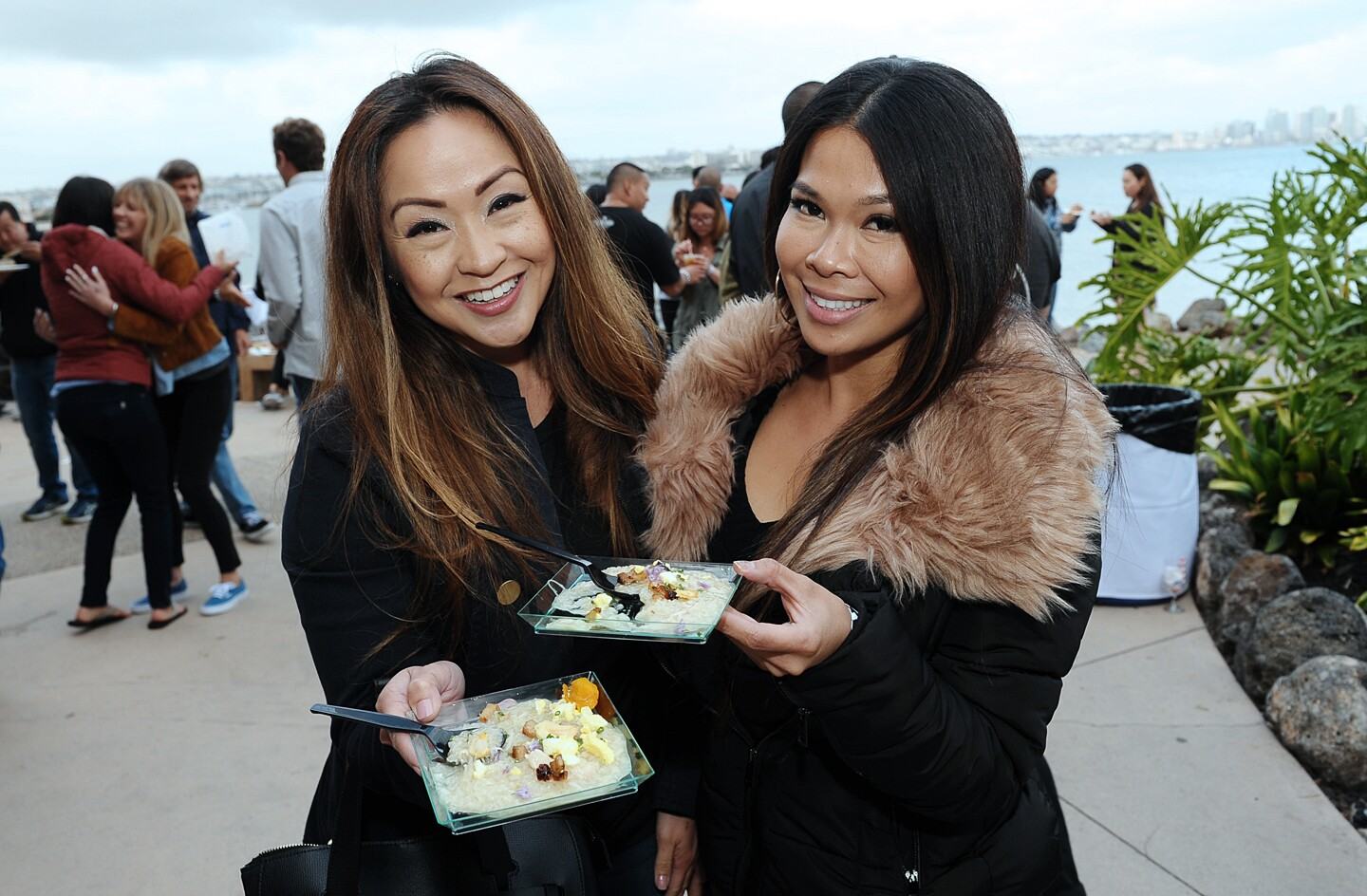 There was poke for days at the 10th annual I Love Poke San Diego 2019, a poke tasting event and competition featuring 30+ of the city's finest chefs and restaurants at the Bali Hai Restaurant on Shelter Island on Tuesday, May 21, 2019.