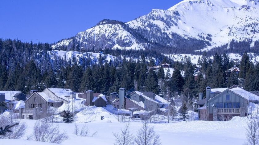 The town of Mammoth Lakes has had an abundance of snow, as have other resorts. That means longer ski/board seasons.