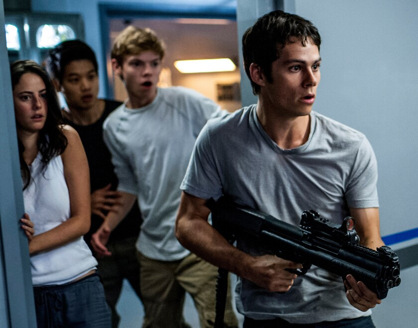 'Maze Runner: The Scorch Trials' is a wicked good game