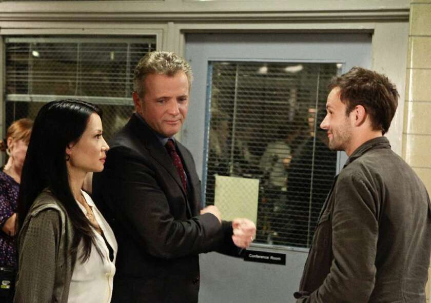 """A scene from the CBS' show """"Elementary."""""""