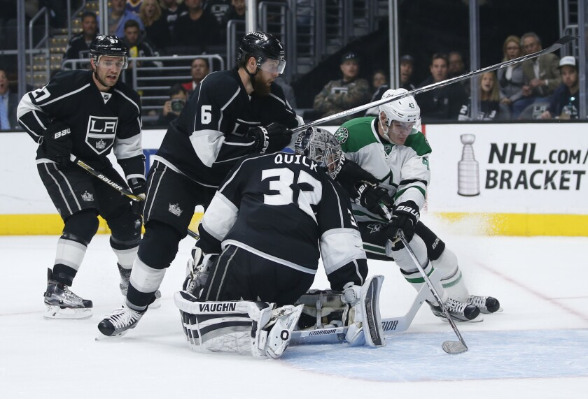 Dallas Stars' third-period surge too much for Kings