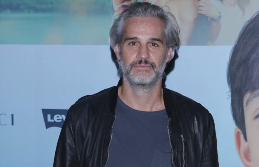 El actor estadounidense de origen mexicano Juan Pablo Medina